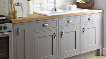 Refurbished & Repainted Kitchens in Northern Ireland